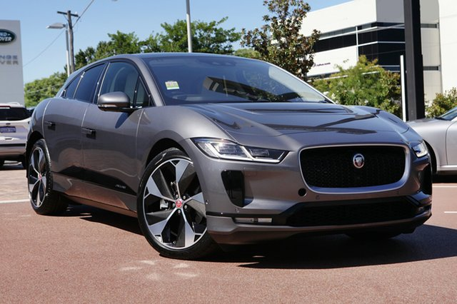 New Jaguar I-Pace EV400 AWD HSE First Edition, Osborne Park, 2018 Jaguar I-Pace EV400 AWD HSE First Edition Wagon