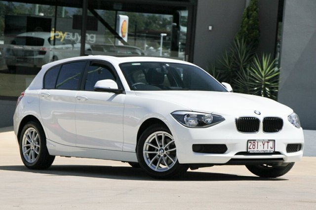 Used BMW 116i, Indooroopilly, 2013 BMW 116i Hatchback