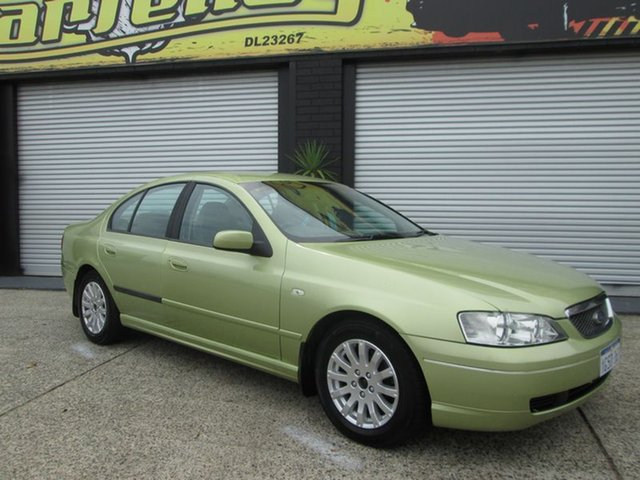 Used Ford Fairmont, O'Connor, 2004 Ford Fairmont Sedan