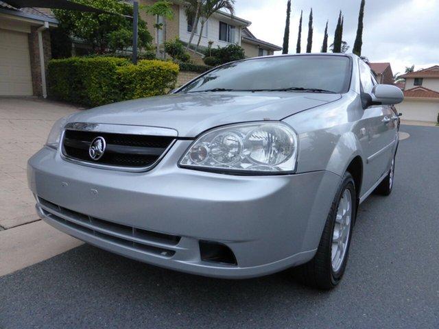 Used Holden Viva, Southport, 2007 Holden Viva Sedan