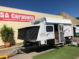 2008 Jayco EXPANDA 17' OUTBACK with BUNKS Expander.
