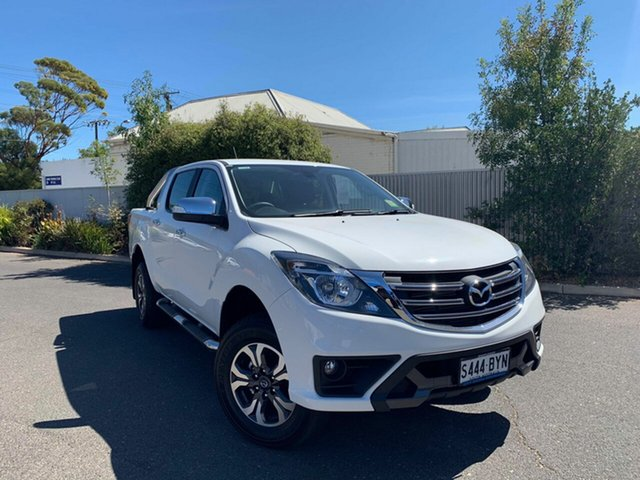 Demonstrator, Demo, Near New Mazda BT-50 GT, Cheltenham, 2018 Mazda BT-50 GT Utility