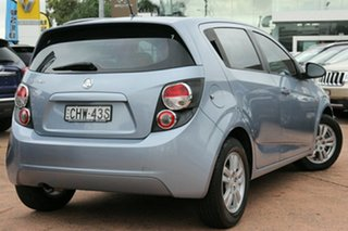 2012 Holden Barina CD Hatchback.