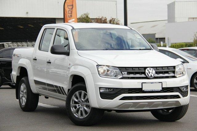 New Volkswagen Amarok TDI550 4MOTION Perm Core, Clayton, 2018 Volkswagen Amarok TDI550 4MOTION Perm Core Utility