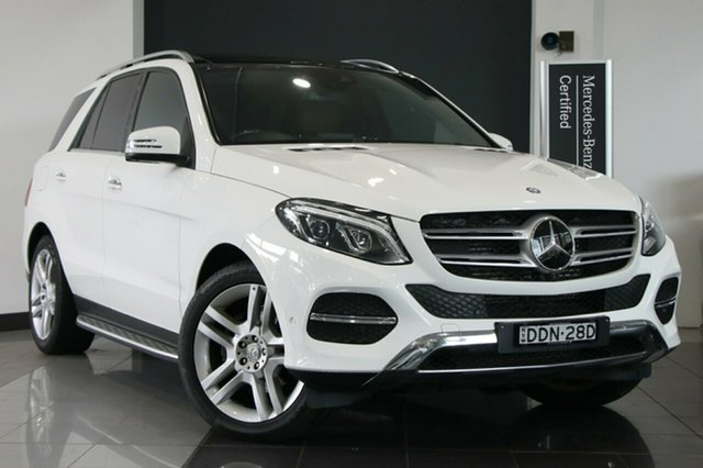 Used Mercedes-Benz GLE350 d 9G-Tronic 4MATIC, Southport, 2016 Mercedes-Benz GLE350 d 9G-Tronic 4MATIC Wagon