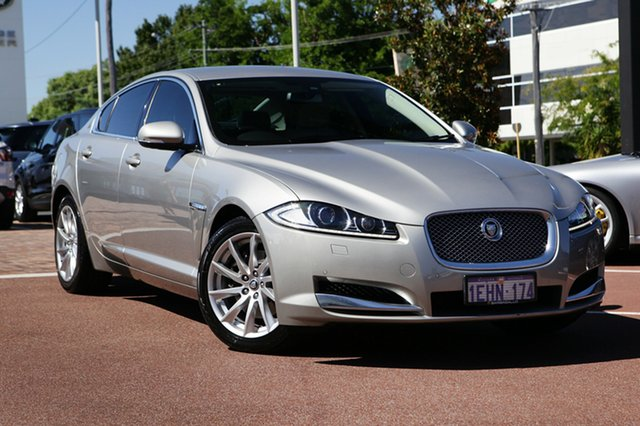 Used Jaguar XF Luxury, Osborne Park, 2013 Jaguar XF Luxury Sedan