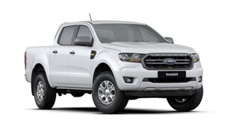 2018 Ford Ranger XLS Pick-up Double Cab Utility.