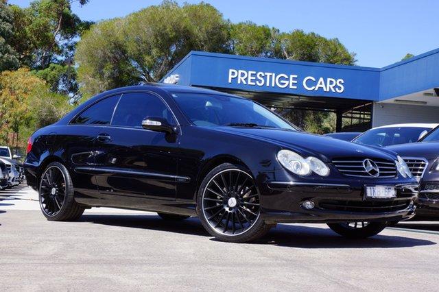 Used Mercedes-Benz CLK320 Avantgarde, Balwyn, 2003 Mercedes-Benz CLK320 Avantgarde Coupe