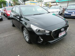 Used Hyundai i30 Active, Mount Gravatt, 2017 Hyundai i30 Active PD MY18 Hatchback