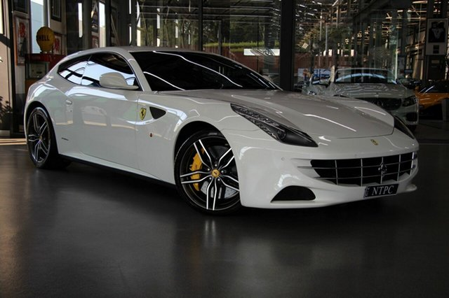 Used Ferrari FF Shooting Brake DCT 4RM, North Melbourne, 2012 Ferrari FF Shooting Brake DCT 4RM Hatchback