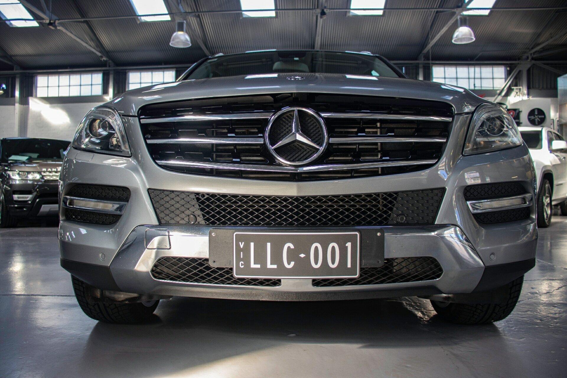 2012 Mercedes-benz Ml250 Cdi Bluetec 4x4 166