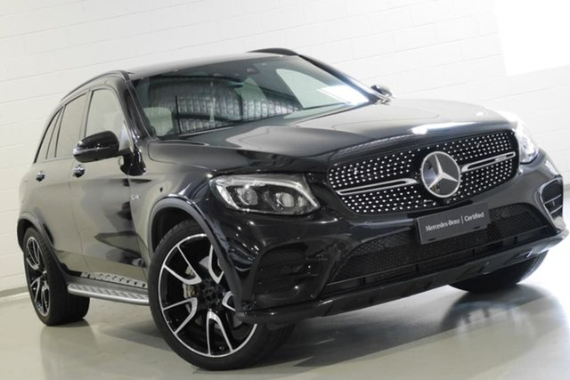 Used Mercedes-Benz GLC43 AMG 9G-Tronic 4MATIC, Warwick Farm, 2016 Mercedes-Benz GLC43 AMG 9G-Tronic 4MATIC Wagon