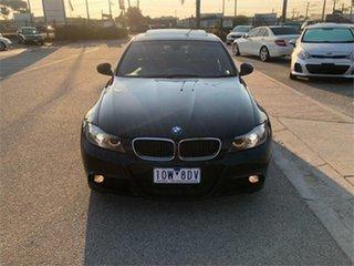 2009 BMW 320d Executive Sedan.