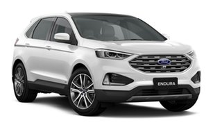 2018 Ford Endura Titanium SelectShift AWD Wagon.