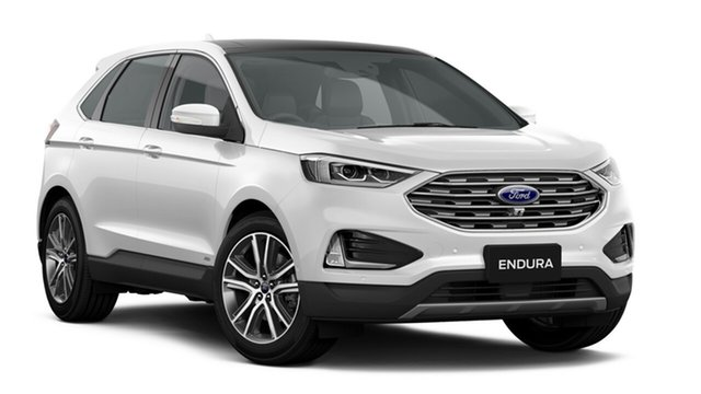 Discounted New Ford Endura Titanium SelectShift AWD, Warwick Farm, 2018 Ford Endura Titanium SelectShift AWD Wagon