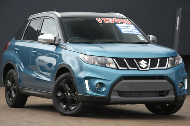 Discounted Demonstrator, Demo, Near New Suzuki Vitara Turbo 2WD, Warwick Farm, 2019 Suzuki Vitara Turbo 2WD SUV
