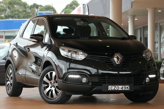 Used Renault Captur Expression EDC, Southport, 2014 Renault Captur Expression EDC SUV