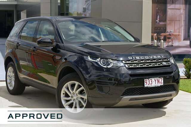 Used Land Rover Discovery Sport Si4 177kW SE, Southport, 2017 Land Rover Discovery Sport Si4 177kW SE Wagon