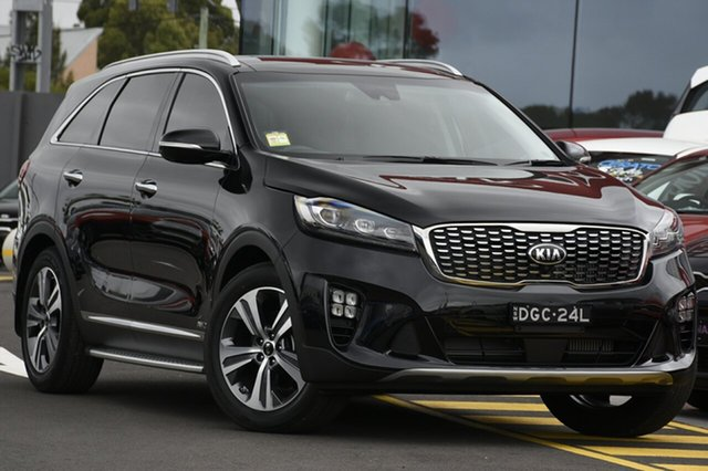 Demonstrator, Demo, Near New Kia Sorento GT-Line AWD, Southport, 2018 Kia Sorento GT-Line AWD SUV