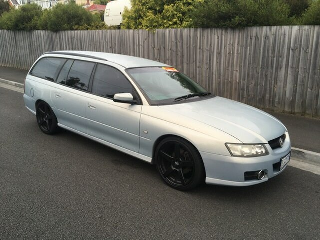 Used Holden Commodore SVZ, North Hobart, 2006 Holden Commodore SVZ Wagon