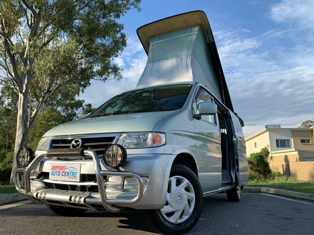 Used Mazda Bongo Friendee Poptop, Kingston, 2002 Mazda Bongo Friendee Poptop Campervan
