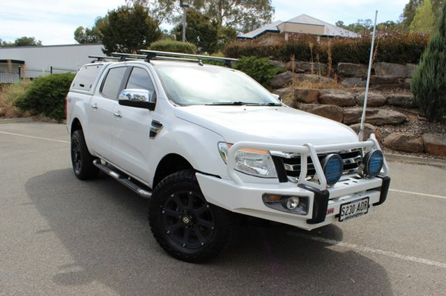 Discounted Used Ford Ranger XLT Double Cab, Cheltenham, 2012 Ford Ranger XLT Double Cab Utility