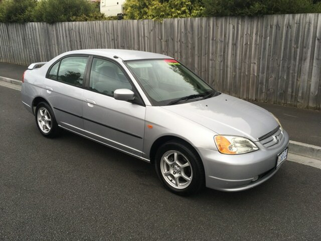Used Honda Civic GLI Sport, North Hobart, 2000 Honda Civic GLI Sport Sedan