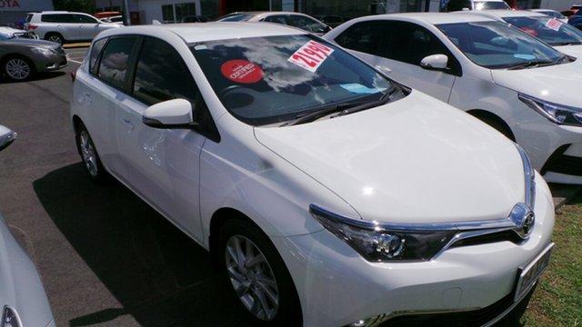 Used Toyota Corolla Ascent Sport S-CVT, Morayfield, 2017 Toyota Corolla Ascent Sport S-CVT Hatchback
