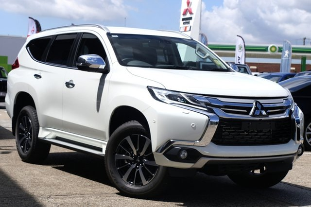 Demonstrator, Demo, Near New Mitsubishi Pajero Sport Exceed, Bowen Hills, 2018 Mitsubishi Pajero Sport Exceed Wagon