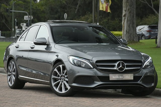 Discounted Used Mercedes-Benz C300 9G-Tronic, Warwick Farm, 2017 Mercedes-Benz C300 9G-Tronic Sedan