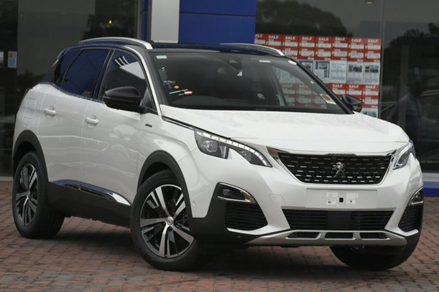 Discounted New Peugeot 3008 GT SUV, Warwick Farm, 2018 Peugeot 3008 GT SUV SUV