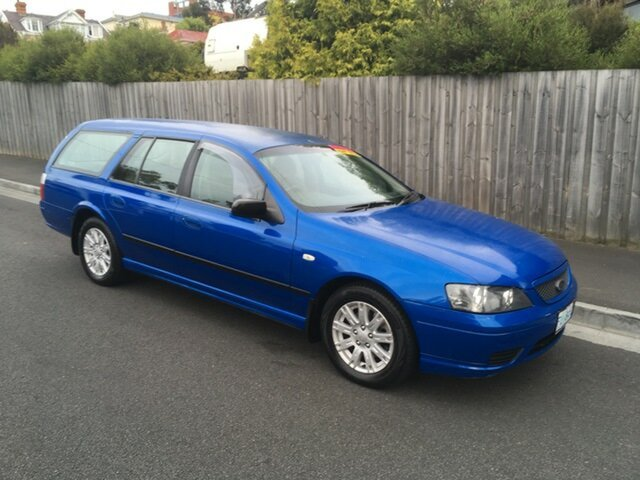 Used Ford Falcon XT, North Hobart, 2006 Ford Falcon XT Wagon