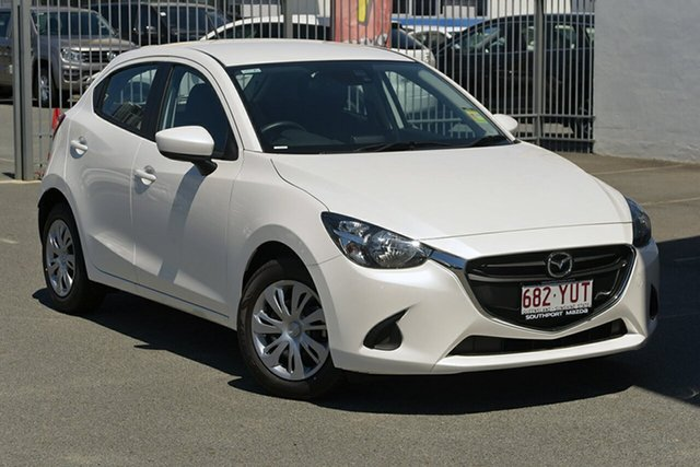 Demonstrator, Demo, Near New Mazda 2 Neo (5Yr), Southport, 2019 Mazda 2 Neo (5Yr) Hatchback