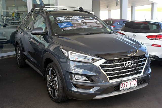 Demonstrator, Demo, Near New Hyundai Tucson Highlander CRDi (AWD), Southport, 2018 Hyundai Tucson Highlander CRDi (AWD) Wagon