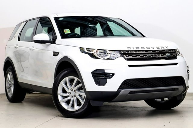 Demonstrator, Demo, Near New Land Rover Discovery Sport Si4 177kW SE, Alexandria, 2018 Land Rover Discovery Sport Si4 177kW SE Wagon