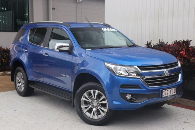 Used Holden Trailblazer LTZ, Cairns, 2018 Holden Trailblazer LTZ Wagon