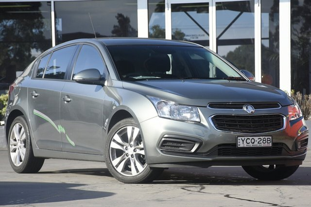 Used Holden Cruze Equipe, Southport, 2014 Holden Cruze Equipe Hatchback