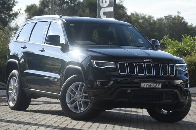 Discounted Demonstrator, Demo, Near New Jeep Grand Cherokee Laredo 4x2, Narellan, 2018 Jeep Grand Cherokee Laredo 4x2 SUV