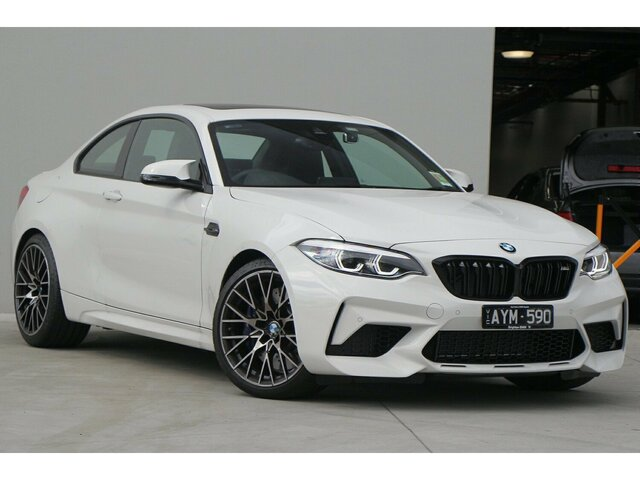 Demonstrator, Demo, Near New BMW M2 Competition M-DCT, Clayton, 2018 BMW M2 Competition M-DCT Coupe