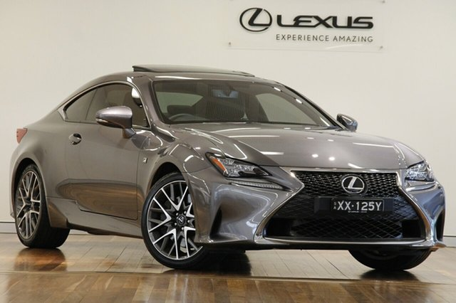 Used Lexus RC RC350 F Sport, Adelaide, 2015 Lexus RC RC350 F Sport Coupe