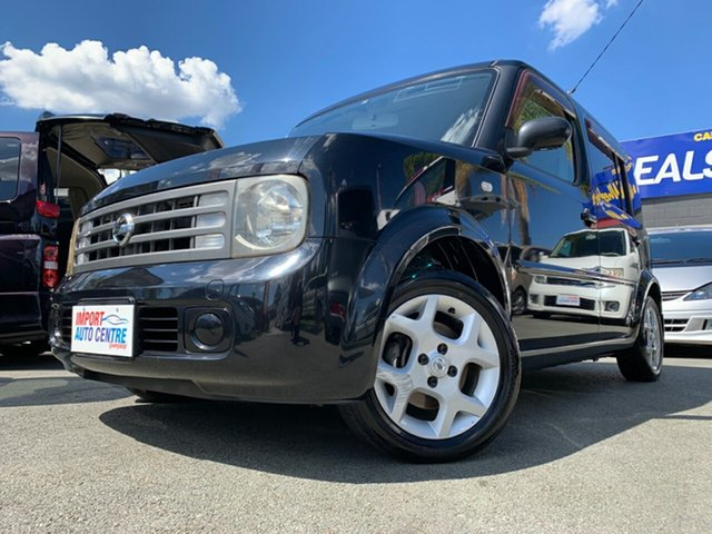 Used Nissan Cube Cubic, Kingston, 2004 Nissan Cube Cubic Sedan