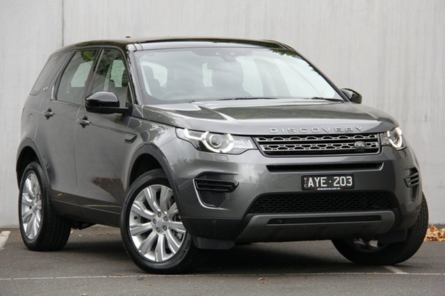 Discounted Used Land Rover Discovery Sport SD4 SE, Malvern, 2018 Land Rover Discovery Sport SD4 SE Wagon
