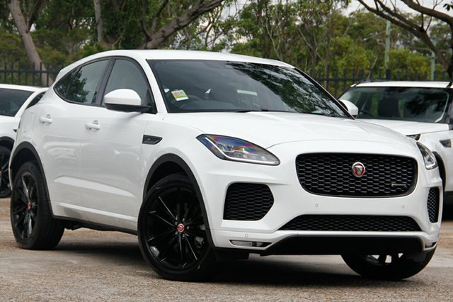 New Jaguar E-PACE D150 AWD R-Dynamic S, Bennetts Green, 2018 Jaguar E-PACE D150 AWD R-Dynamic S Wagon