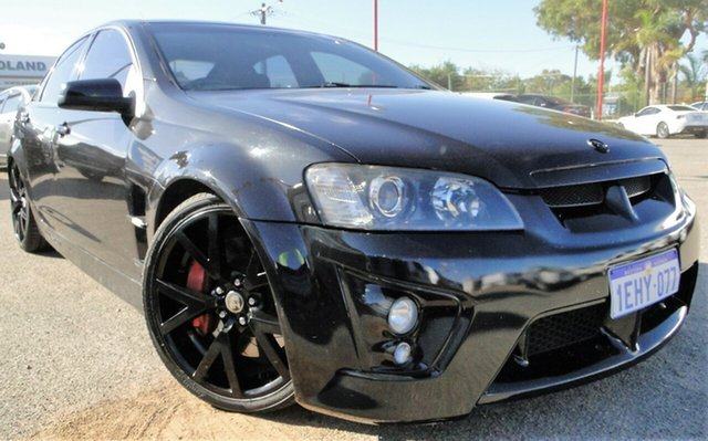 Used Holden Special Vehicles ClubSport R8, Bellevue, 2008 Holden Special Vehicles ClubSport R8 Sedan