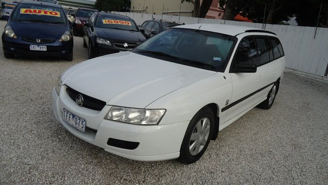 Used Holden Commodore Executive, Seaford, 2004 Holden Commodore Executive Wagon