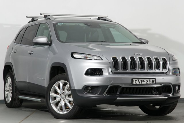 Used Jeep Cherokee Limited, Campbelltown, 2014 Jeep Cherokee Limited SUV