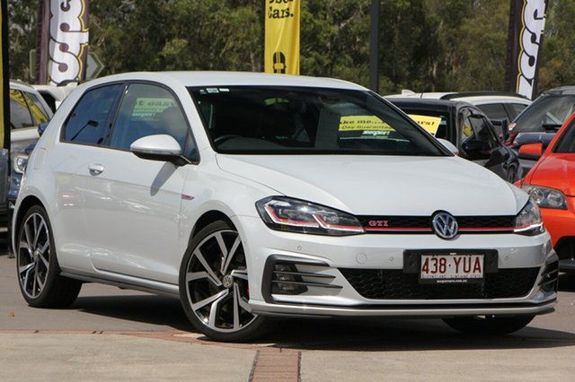 Used Volkswagen Golf GTI Performance DSG Edition 1, Caloundra, 2017 Volkswagen Golf GTI Performance DSG Edition 1 Hatchback
