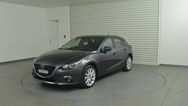 Used Mazda 3 SP25 SKYACTIV-MT, Southport, 2014 Mazda 3 SP25 SKYACTIV-MT Hatchback
