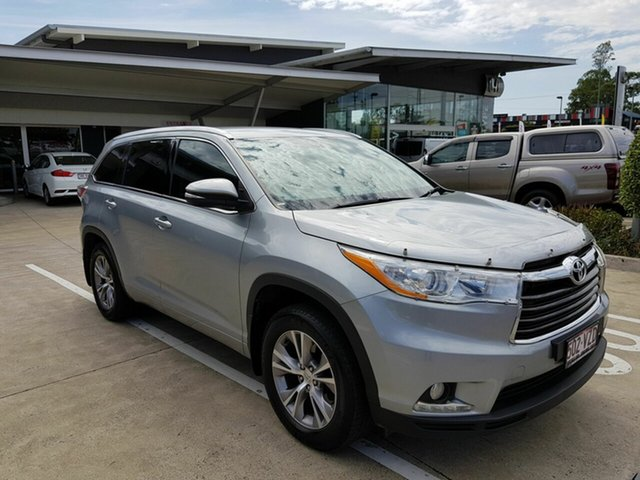 Discounted Used Toyota Kluger GXL AWD, Yamanto, 2015 Toyota Kluger GXL AWD Wagon