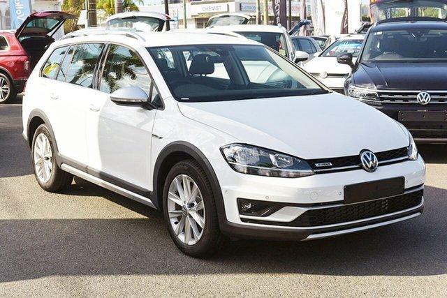 New Volkswagen Golf Alltrack DSG 4MOTION 132TSI, Southport, 2018 Volkswagen Golf Alltrack DSG 4MOTION 132TSI Wagon